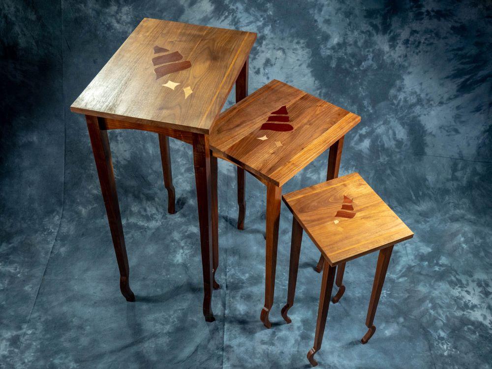 Fenn Tables (set)